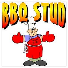 BBQ Stud Poster