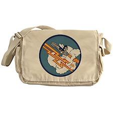 2nd Bombardment Squadron Insignia Messenger Bag