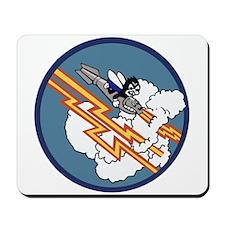 2nd Bombardment Squadron Insignia Mousepad