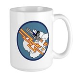 2nd bomb squadron Large Mugs (15 oz)