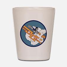 2nd Bombardment Squadron Insignia Shot Glass
