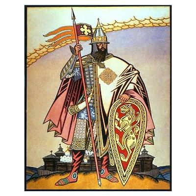 Prince Igor Un Poster