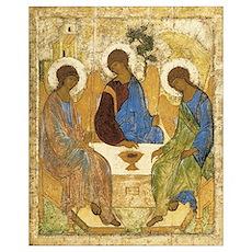 Rublev Trinity Poster
