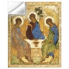 Rublev Trinity Wall Decal