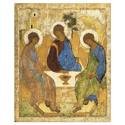 Rublev Trinity Poster