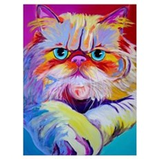 Cat #2 Framed Print