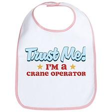 Trust me Crane operator Bib