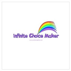 Infinite Choice Maker Poster