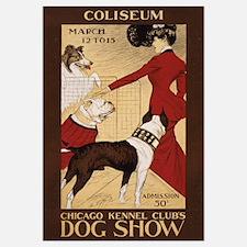 CHICAGO DOG SHOW 11x17
