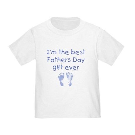 best fathers day gift (boy) Toddler T-Shirt