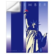September 11th Remembrance Wall Decal