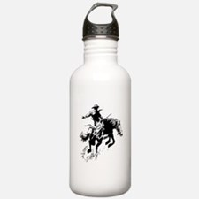 B/W Bronco Water Bottle