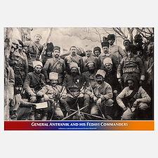 Antranik's Commanders