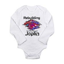 Rebuilding Joplin Long Sleeve Infant Bodysuit