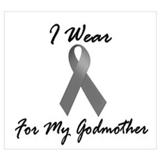 I Wear Grey For My Godmother 1 Poster