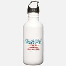 Trust me Driving instructor Water Bottle