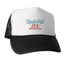 Trust me Driving instructor Trucker Hat