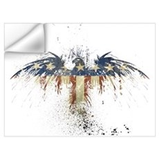 COLORFUL EAGLE Wall Decal