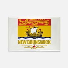 New Brunswick Pride Rectangle Magnet