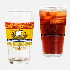 New Brunswick Pride Drinking Glass