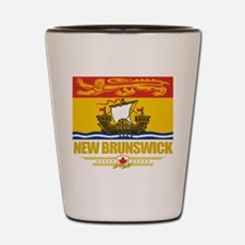 New Brunswick Pride Shot Glass