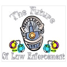 Future of Law Enforcement Poster