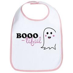 Boo-tiful Ghost Bib