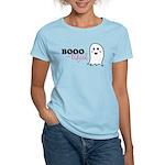Boo-tiful Ghost Women's Light T-Shirt