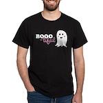 Boo-tiful Ghost Dark T-Shirt