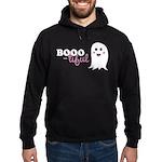 Boo-tiful Ghost Hoodie (dark)
