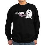 Boo-tiful Ghost Sweatshirt (dark)