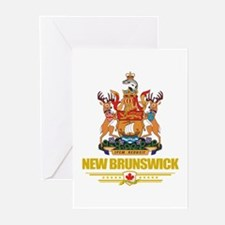 New Brunswick COA Greeting Cards (Pk of 10)