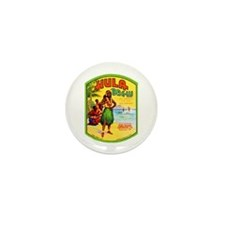 Hawaii Beer Label 2 Mini Button (10 pack)