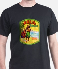 Hawaii Beer Label 2 T-Shirt