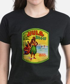Hawaii Beer Label 2 Tee