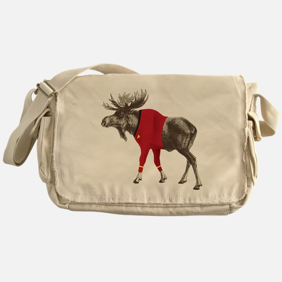 Star Trek Moose Messenger Bag