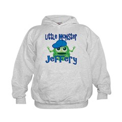 Little Monster Jeffery Hoodie