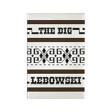The Big Lebowski Sweater Rectangle Magnet