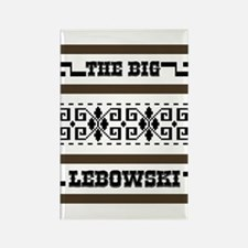 The Big Lebowski Sweater Rectangle Magnet