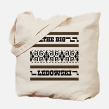 The Big Lebowski Sweater Tote Bag