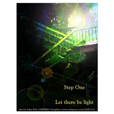 Step One Poster