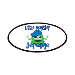 Little Monster Jerome Patches