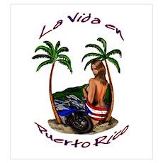 La.Vida.En.Puerto.Rico Poster
