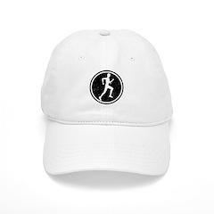 Male Runner Baseball Cap