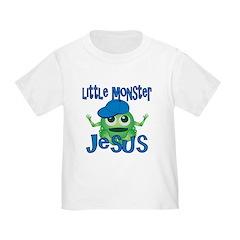 Little Monster Jesus T