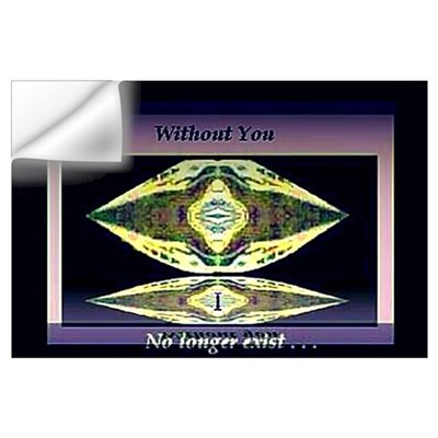 Without You Wall Decal