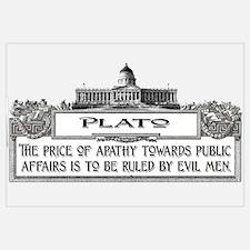 PLATO SPEAKS