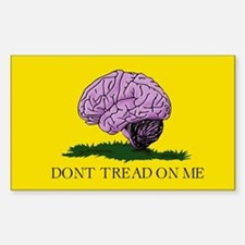 Don't Tread on Me, Decal