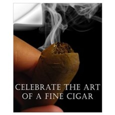 Cigar Wall Decal