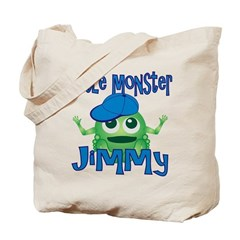Little Monster Jimmy Tote Bag